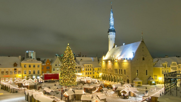 Specialerbjudande till Tallinn och Riga