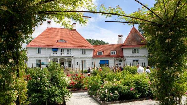 Wij Trädgårdar och Ockelbo Marknad
