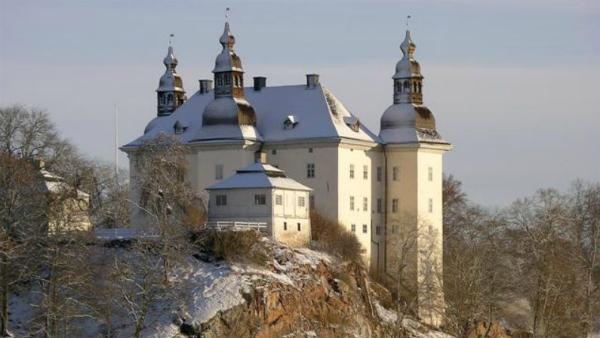 Julmarknad på Ekenäs Slott