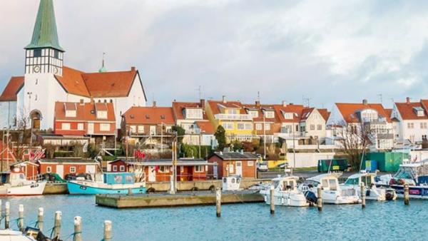 Kryssa till Bornholm och Visby