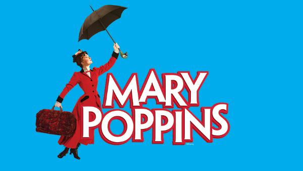 Mary Poppins i Helsingfors
