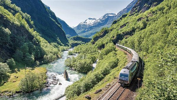En resa till Norges pärlor