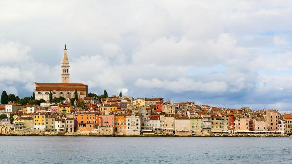 Kroatiska Istrien & Slovenien