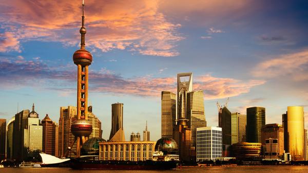 Södra Kina och Hongkong
