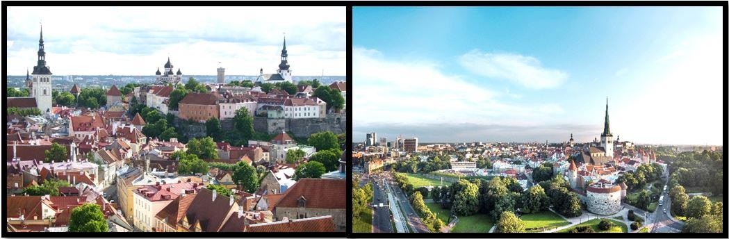 Upptäck Tallinn